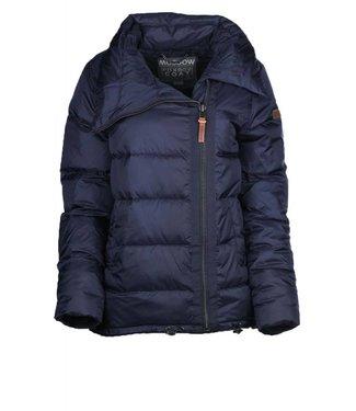 Moscow Short coat donkerblauw FW18-10.02
