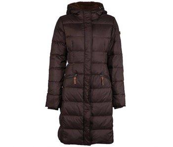 Moscow Long coat donkergroen FW18-10.06