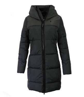 G-Star Whistler hdd qlt slim long coat groen D09683-a140-995