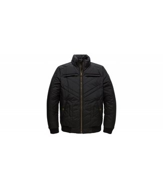 PME Legend Bomber jacket THE HAVILLAND Black PJA185103