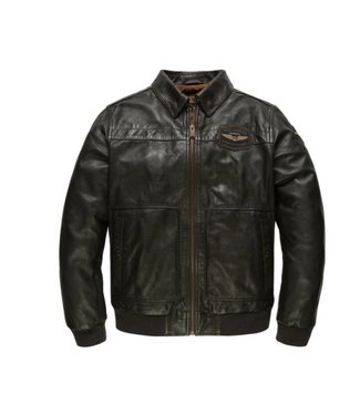 PME Legend Bomber jacket KEYSTONE Black PLJ185703