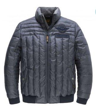 PME Legend Bomber jacket CARGO GLIDER Dark Sapphire PJA186101