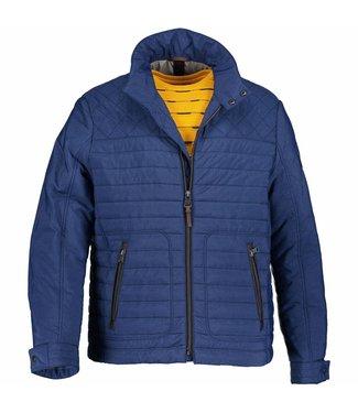 State of Art Jacket Printed - Len kobalt 784-28439-5700