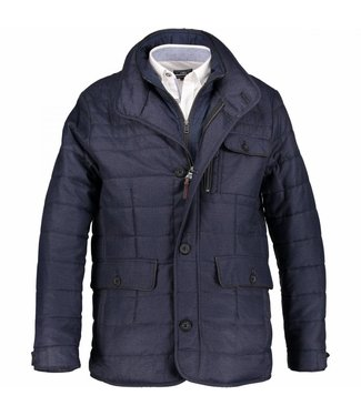 State of Art Jacket donkerblauw 781-28441-5900