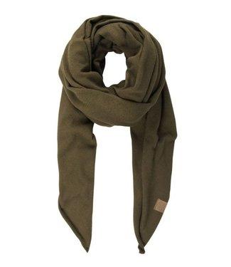 Zusss Stoere grote sjaal groen 03SG18n