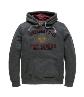 PME Legend Hooded Brushed Falcon Anthracite PSW186421