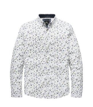 Vanguard Long Sleeve Shirt CF Crowhurst Way Bright White VSI186402
