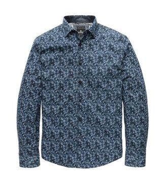 Vanguard Long Sleeve Shirt CF Paintbrush Navy Blazer VSI186400