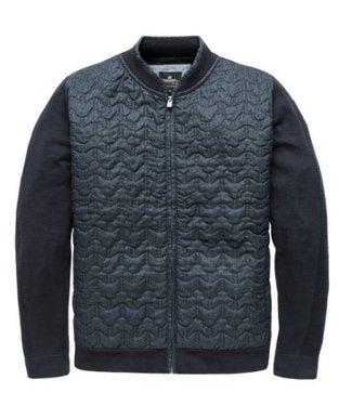 Vanguard Bomber jacket Cotton Sky Captain VKC186169