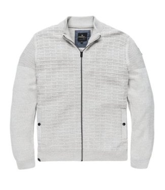 Vanguard Zip jacket Merino Wool White VKC186162