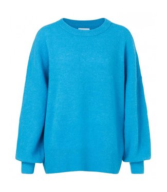 Yaya BULKY KNIT SWEATER BLUE LIGHTNING 100048-824