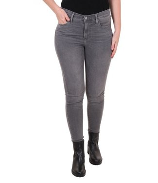 Levi's 720 high rise super skinny grijs 52797-0023