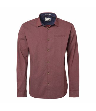 No Excess Shirt, all-over printed, stret Stone Red 87430981