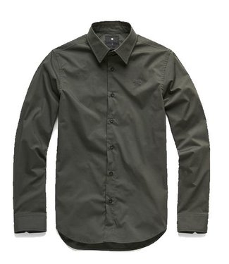 G-Star Core super slim shirt antraciet D03691-7085-995