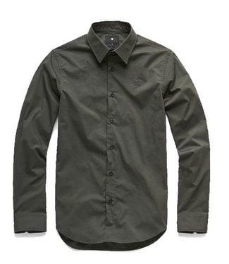 G-Star Core super slim shirt antraciet D03691-7085-995