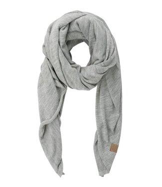 Zusss Stoere grote sjaal grijs 03SG18nEgm