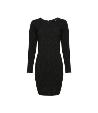 Superdry Bailey bodycon dress zwart G80011SR