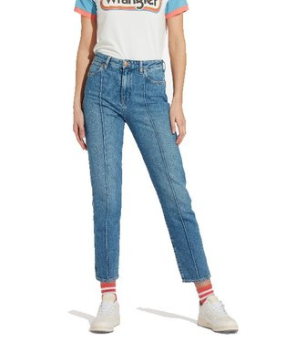 Wrangler Retro slim all star blue blauw W239RI25U
