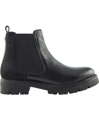 Maruti Gipsy hairon leather zwart 66.1282.04