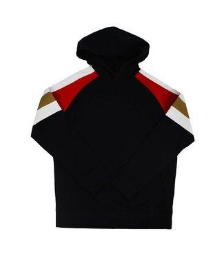 Wrangler Hoodie zwart w6567ikv6