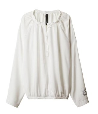 10Days Sporty blouse off white 20-408-9101