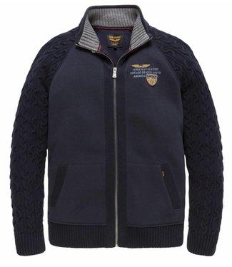 PME Legend Zip jacket Fleece Manhatten Salute PSW186427