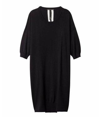 10Days Summer dress zwart 20-631-9101