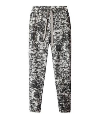 10Days Cropped jogger grijs 20-008-9101