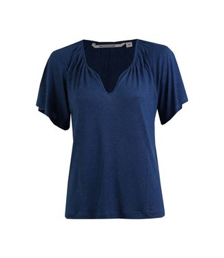 Moscow Top blauw SP19-02.01