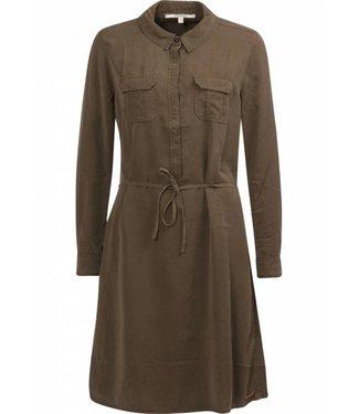 Moscow Dress groen sp19-35.02