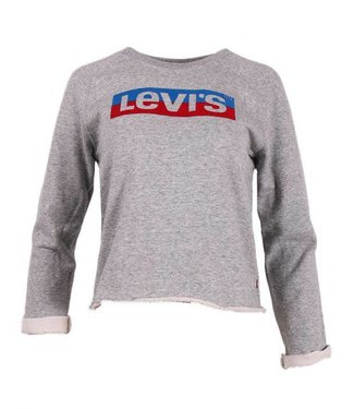 Levi's Graphic gym crew box grijs 35940-0004