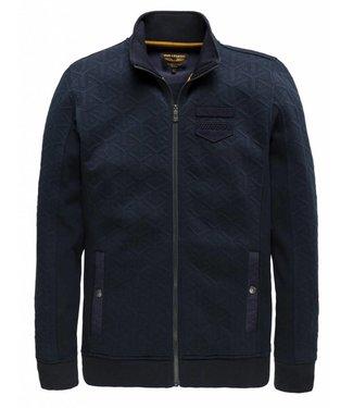 PME Legend Zip jacket Structure Sweat Salute PSW191405