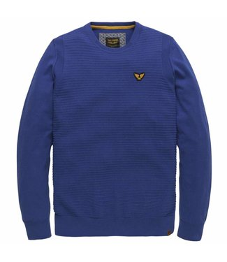 PME Legend Crewneck Cotton Melange Surf The Web PKW191305