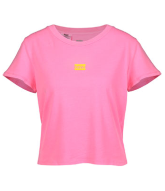 Levi's Graphic surf tee roze 29674-0022