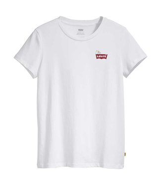 Levi's The perfect tee peanuts wit 17369-0355