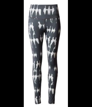 10Days Yoga legging tie dye grijs 20-029-9101
