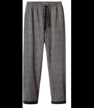 10Days Jogger thin stripe grijs 20-009-9101