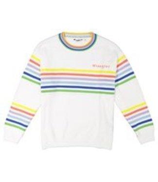 Wrangler Rainbow knit wit W8113P412