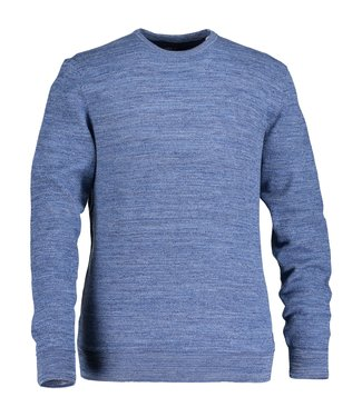 State of Art Pullover Crew-Neck P kobalt 111-19375-5753