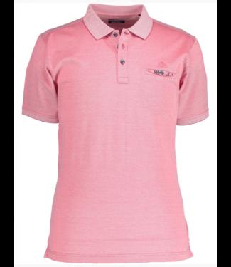 State of Art Poloshirt Pique oud roze 461-19250-4200
