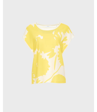 OPUS Saflori print mellow yellow 235175185