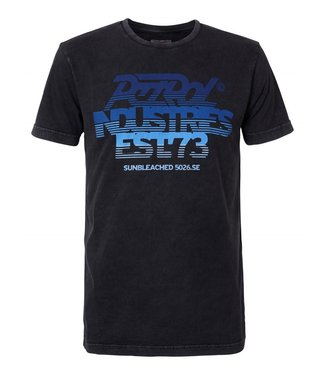 Petrol Industries T-shirt ss r-neck grijs m-ss19-tsr635