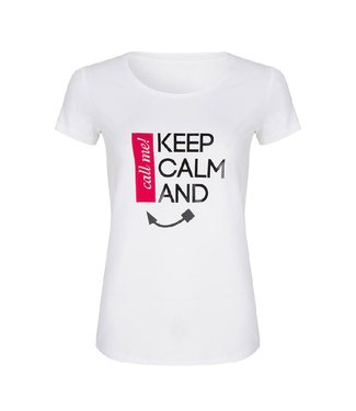Jane Lushka T-Shirt wit P619SS500