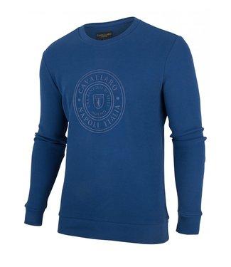 Cavallaro Giorgio sweat blauw 2091001