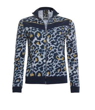 Poools Leopard grijs 913106