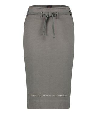 Skirt grijs s19f467