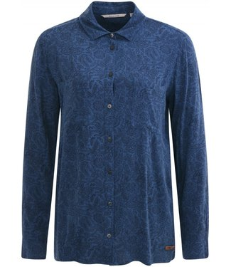 Moscow Blouse blauw SP19-28.01
