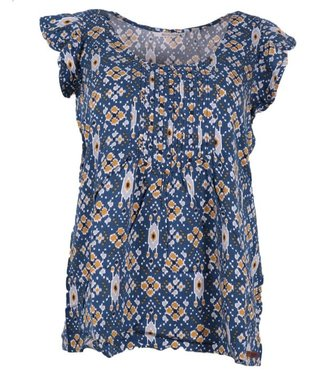 Moscow Top blauw SP19-25.01
