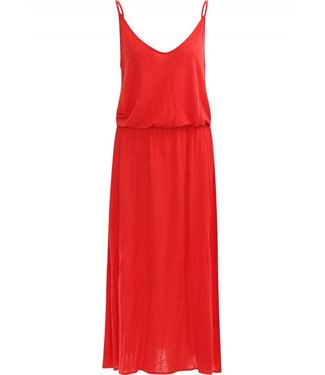 Moscow Long dress rood SP19-02.03