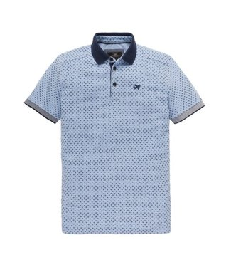 Vanguard Short sleeve polo Pique two tone st Riviera VPSS193664